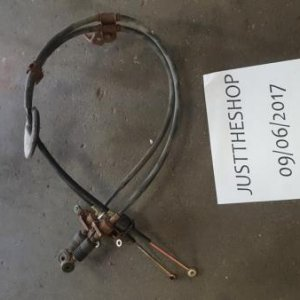 Type S shifter cables 100.00 plus shipping