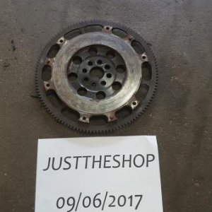 K20a2 ACT flywheel 100.00 plus shipping