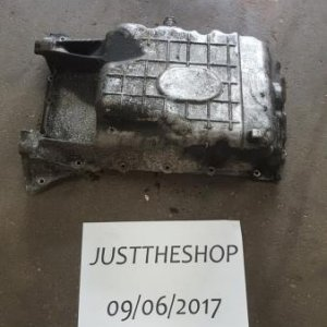 K20a2 Oil pan 65.00 plus Shipping